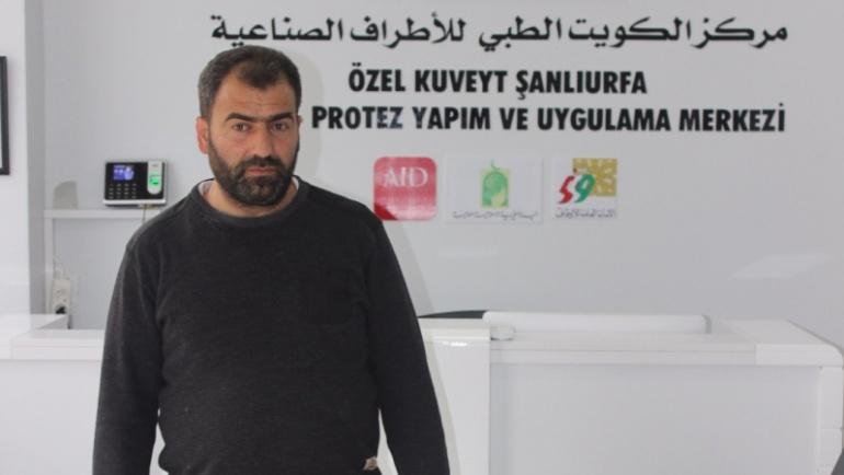 Ortez-Protez Projesi – Usame Salim'in Hikayesi
