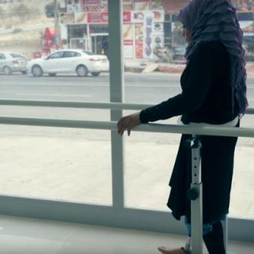 Ortez-Protez Projesi – Manal Al Huseyin'in Hikayesi