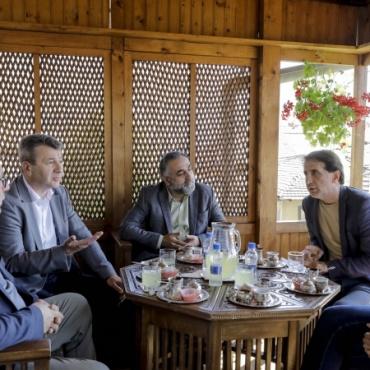 Bosna Hersek'te uyuşturucu ile mücadele çalışmaları