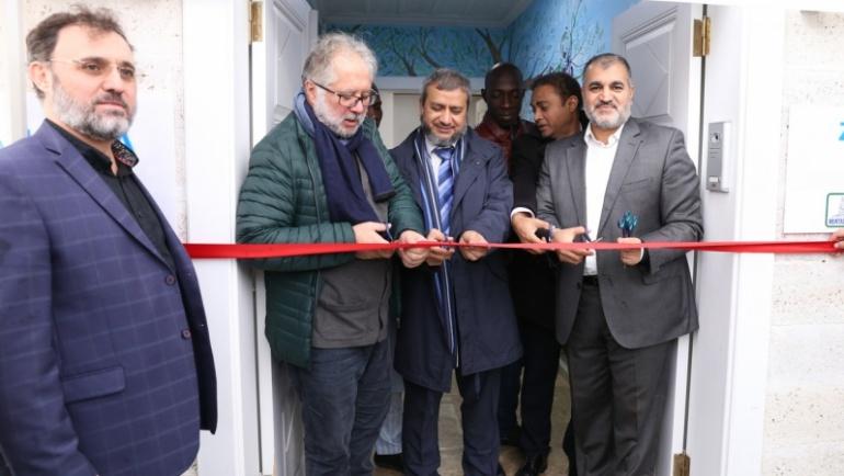 Zeytin Dalı Projesi Yeni Araştırma ve Uygulama Merkezi açıldı