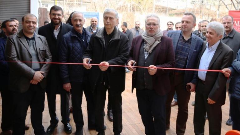 AID Diyarbakır temsilciliği açıldı