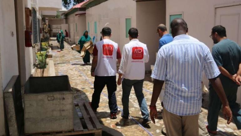 Uluslararası Doktorlar Derneği Somali'de