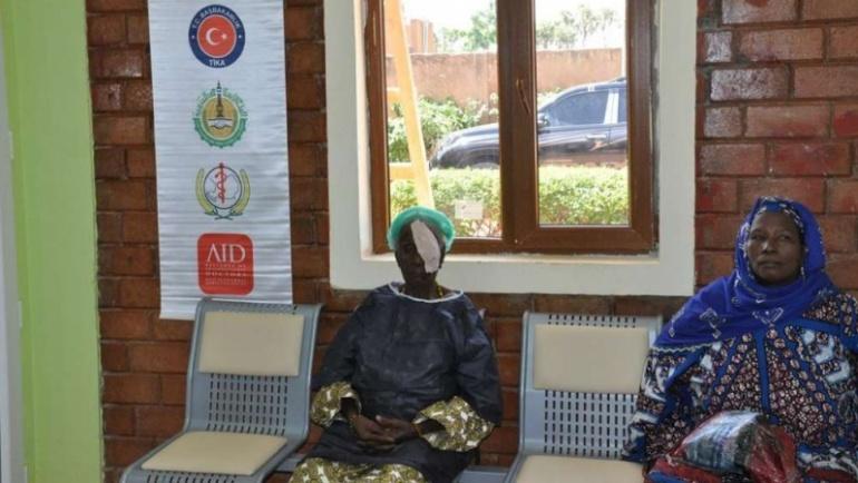 Nijer Göz Hastanesi Açılışı