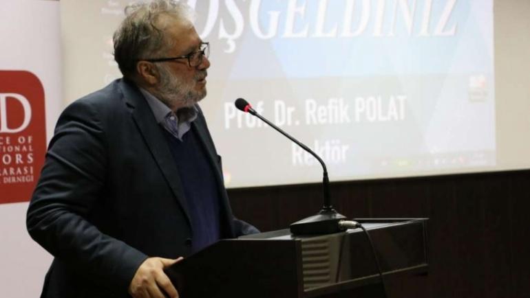 14 Mart Tıp Bayramı'nı Karabük Üniversitesi'nde kutladık