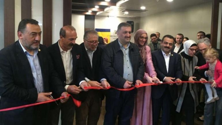 AID, Bosna Hersek'te faaliyete başladı