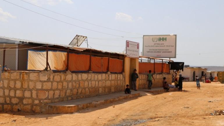 Kemmune Kampı Sağlık Merkezi