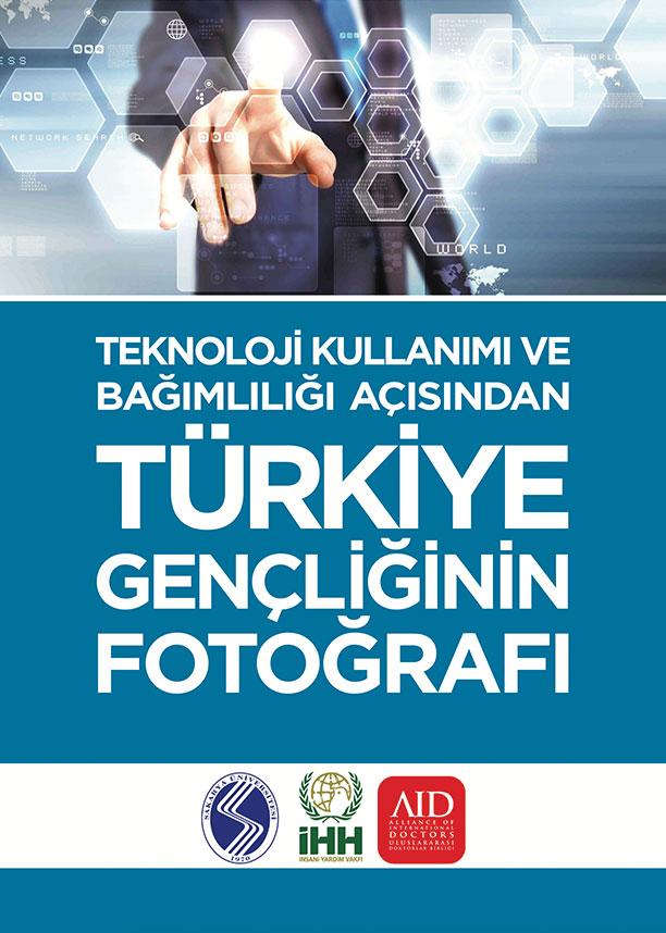 Teknoloji Kullanımı ve Bağımlılığı Açısından Türkiye Gençliğinin Fotoğrafı