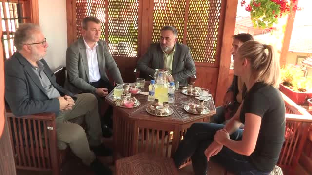 İHH ve AID'den Bosna Hersek'te Uyuşturucuyla Mücadele Projesi