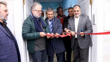 Savaş mağdurlarına destek için psikososyal destek merkezi açıldı